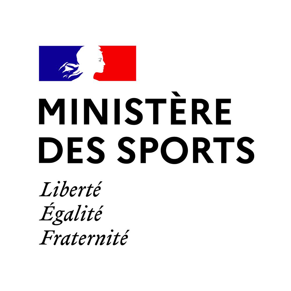 logo ministere des sport